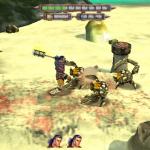 Beachy Scorpions