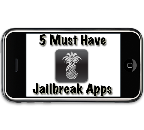 5jailbreakapps 5 Best iPhone JailBreak Apps