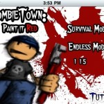 zombietown-menu