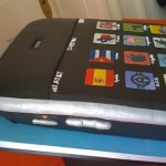 Jerry Brito - Our iPhone wedding cake by the fine folks at Charm...