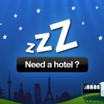 zzZ hotel booking and travel Application for iPhone