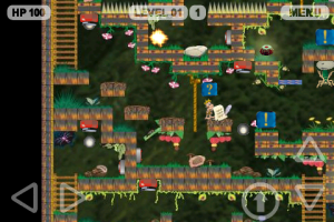 Charlie In Trouble - The Forbidden Portal by Rapid Turtle Games screenshot
