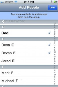 Groups! Free by Qbix LLC screenshot