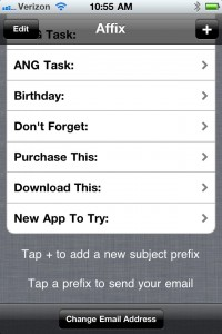 Affix by Raul Rea Menacho screenshot