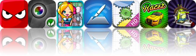 iPhone And iPad Apps Gone Free: Block Shooter, aYa-Manku, Jean's Boutique Deluxe, And More