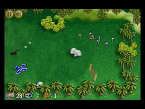 Tower Assault! Curse of Zombie Island HD by Rogue Pirate Ninja Interactive, LLC screenshot