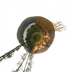 Tiny Planet Photos by infoding.com screenshot