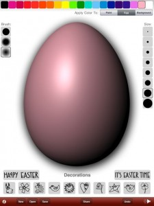 Paint Easter Egg HD by Matej Ukmar screenshot