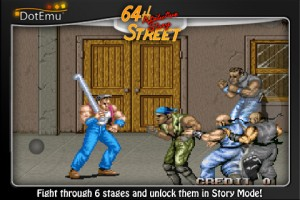 64th Street - A Detective Story by DotEmu screenshot