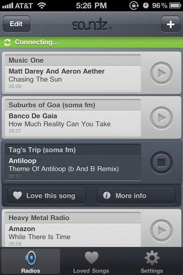 You Could Find Some New Tunes On Your iPhone With soundz.fm, But Is It Worth It?