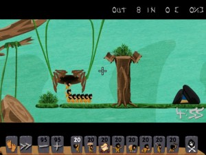 Caveman_HD by Mobile 1UP screenshot