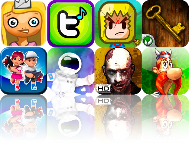 iOS Apps Gone Free: Hero Princess, TweetMusic, Captain BomBom, And More