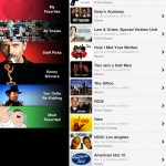 i.TV version 3.0 (iPad) - Top Shows (List)