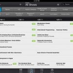 i.TV version 3.0 (iPad) - On TV