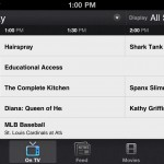 i.TV version 3.0 (iPhone 4) - On TV