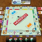 Monopoly version 1.0.3 (iPad) - Board
