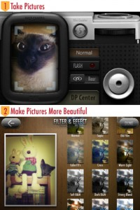 HalfCamera by B1VISUALEFFECTS Co.,Ltd screenshot