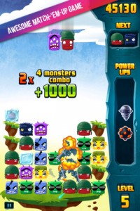 Monster Blaster by Touch Apps screenshot