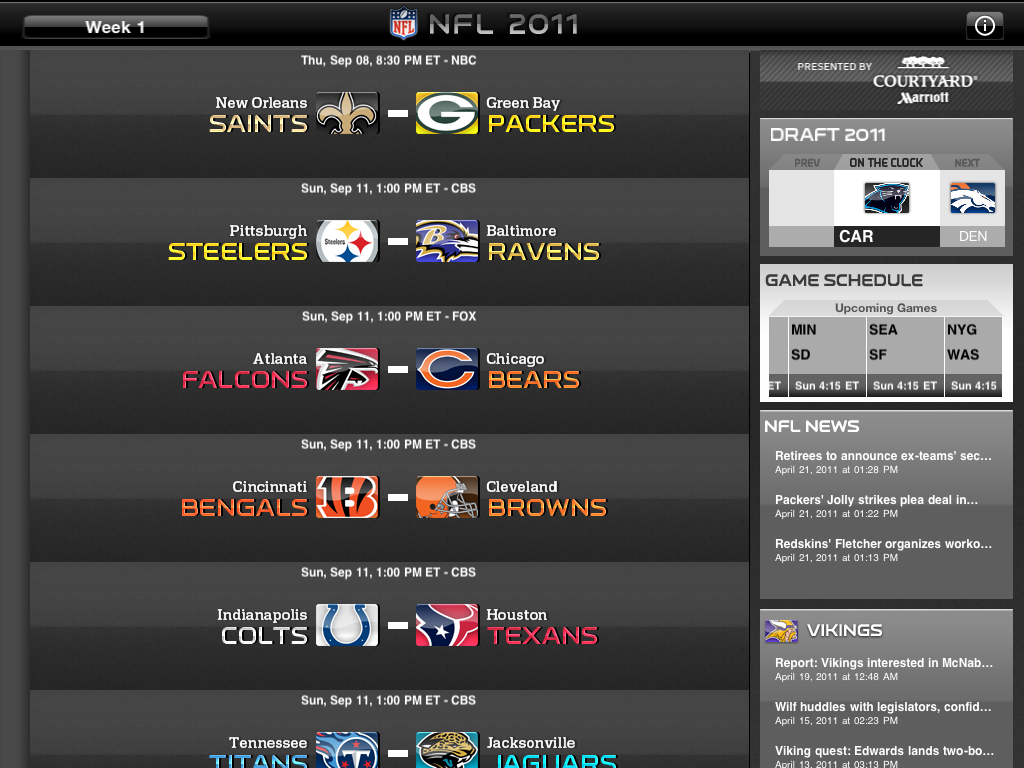 Image Result For Nfl Schedule League Releases Official Regular Season
