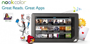Nook Color - Pulse News Reader