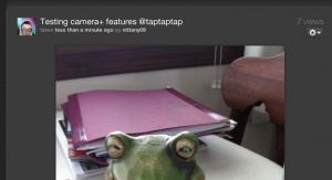 Camera+ Website