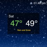Weather Motion HD - Rain and Snow