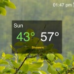 Weather Motion HD - Showers