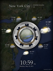 Aelios Weather by Jilion screenshot
