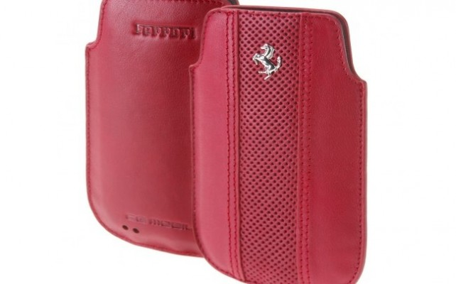 New Ferrari Cases For iPhone & iPad Almost Look As Good As The Cars