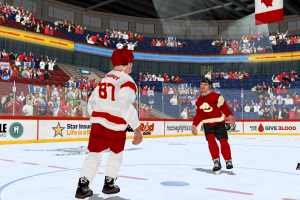 Hockey Fight Pro by Ratrod Studio Inc. screenshot