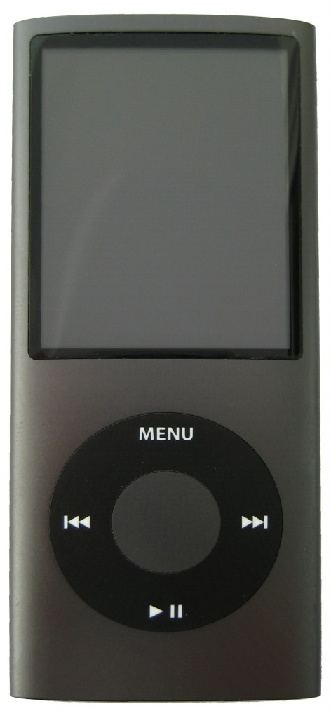 The iPod Nano 4th Generation