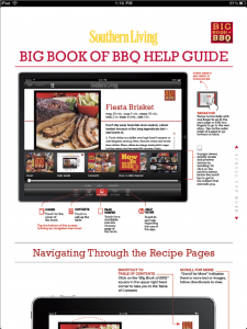 Southern Living Big Book of BBQ by Time Home Entertainment Inc. screenshot