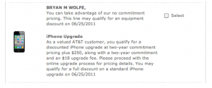 Eligibility For AT&T Phone Upgrade