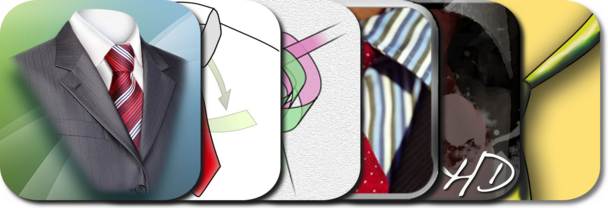 howto tie tie. New AppGuide: How To Tie A Tie