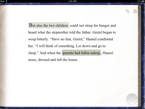 Hänsel & Gretel Bookidu by Digital Book Production screenshot