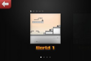 1-bit Ninja by kode80 LLC screenshot