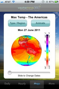 wt360 Pro by Weather Trends International, Inc. screenshot