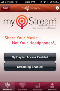 MyStream by ADEV Inc. screenshot