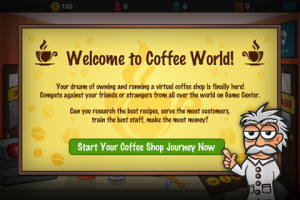 Coffee World by SMLSD screenshot