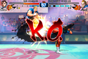 STREET FIGHTER IV Volt by CAPCOM screenshot