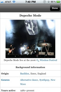 Wikibot -- A Wikipedia Articles Reader by Avocado Hills screenshot