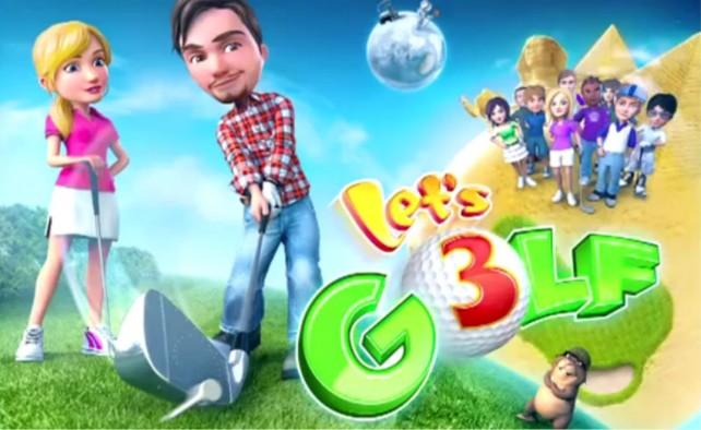 Gameloft oznámil Let's Golf! 3 (video)