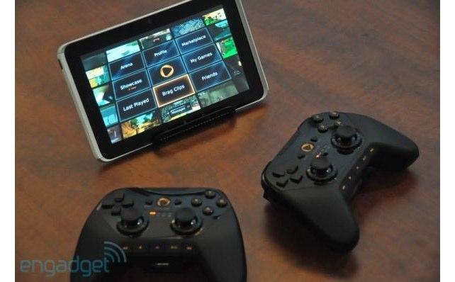 OnLive ovladač pro iPad