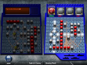 Battleship (iPad) - Super Weapons Single Player