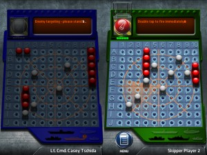 Battleship (iPad) - Side By Side