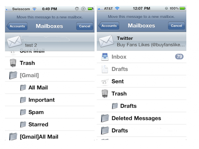 iOS 5 Beta 2 Email Tweak