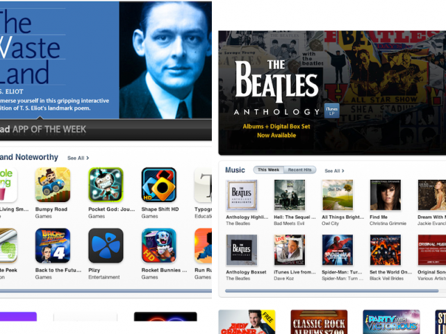 Apps, Not Music, Are Future Of iTunes – Report