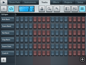 FL Studio Mobile HD by Image Line Software screenshot