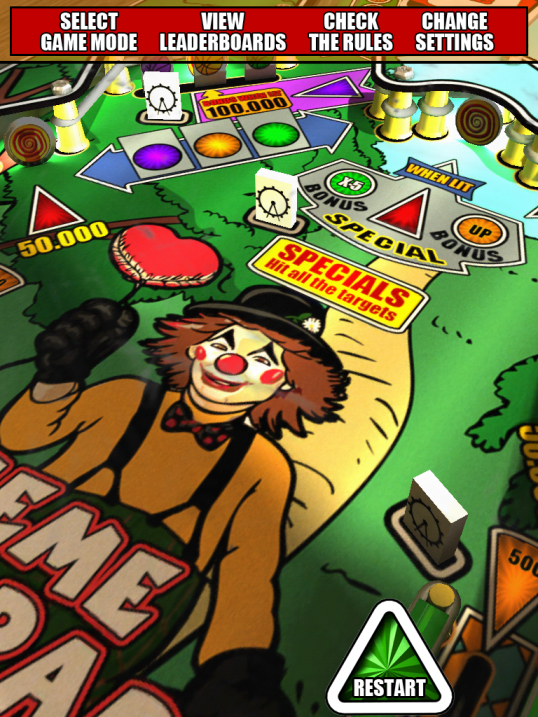 Theme Park Pinball – So Realistic, Even The Pinball Wizard Would Be Impressed
