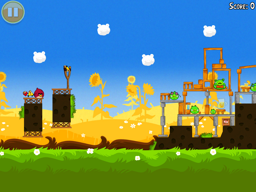 """""""Summer Pignic"""" Arrives For Angry Birds Seasons"""